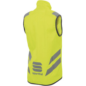 Sportful Reflex Vest Kinder yellow fluo